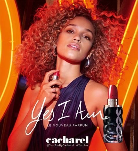 Cacharel Yes I Am
